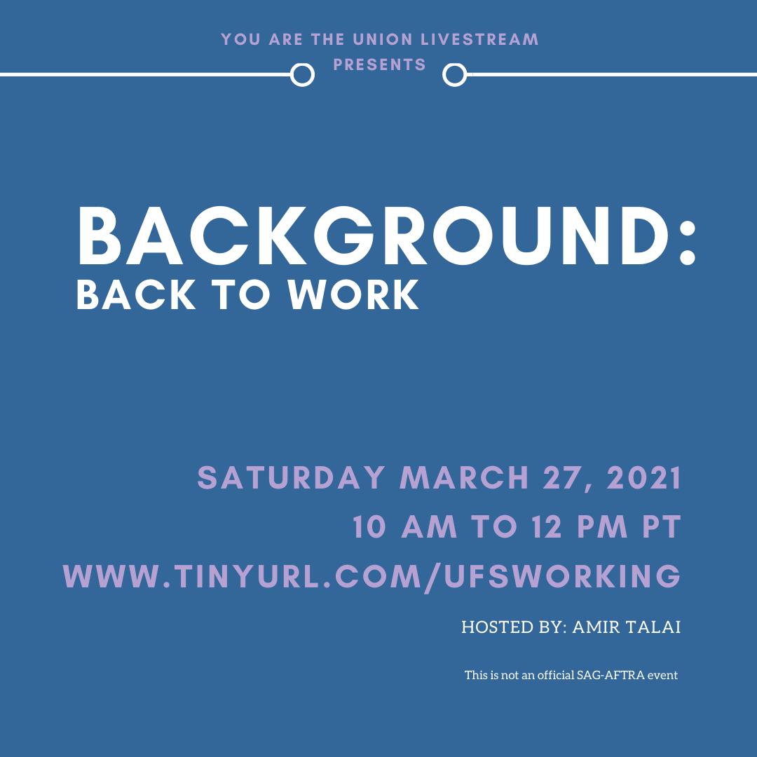YATU: Background Back To Work:: Click to Watch