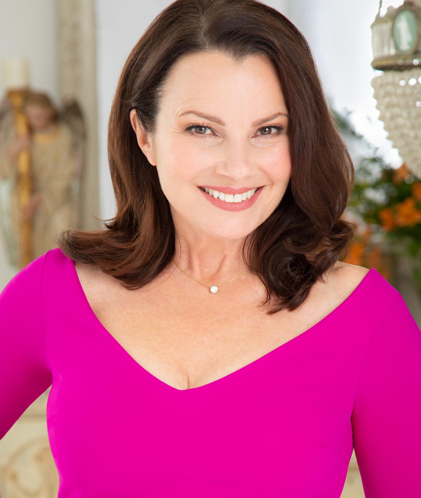 Fran Drescher - Candidate for President