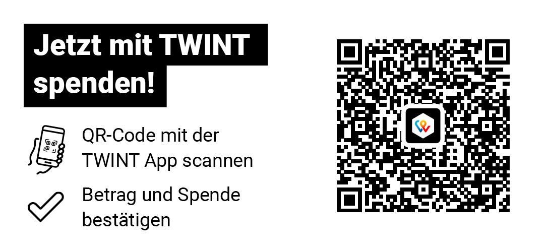 QR-Code von Cartons du Coeur - Lebensmittelhilfe Aargau