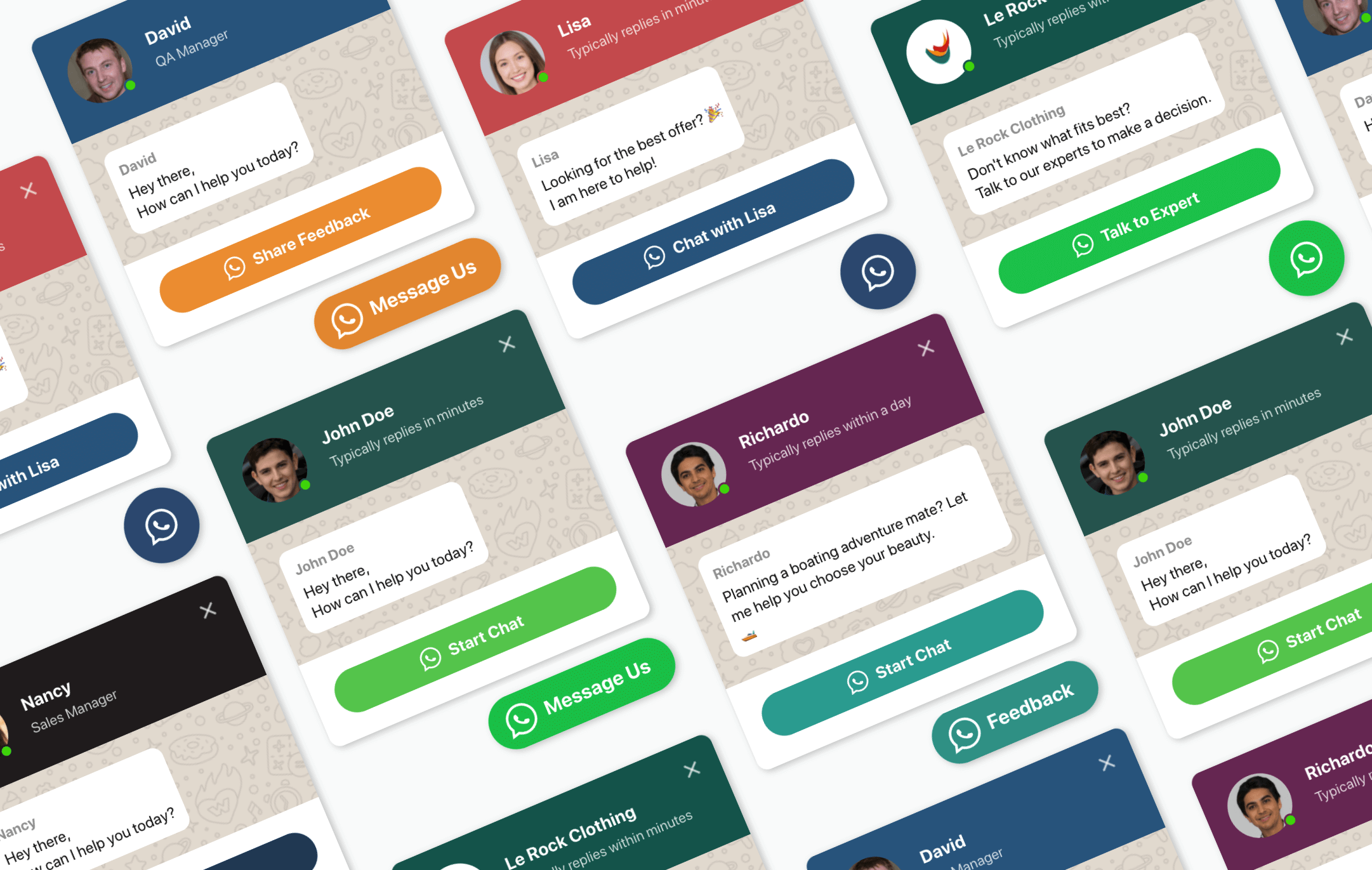 BotSpace Inbox Screenshot