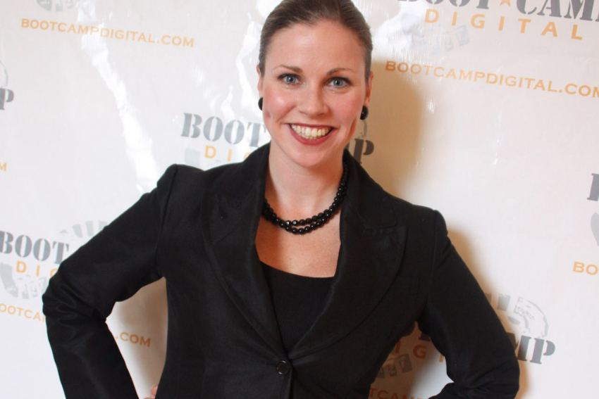 Krista Neher Shares Digital Marketing Secrets With a Right Hook Punch