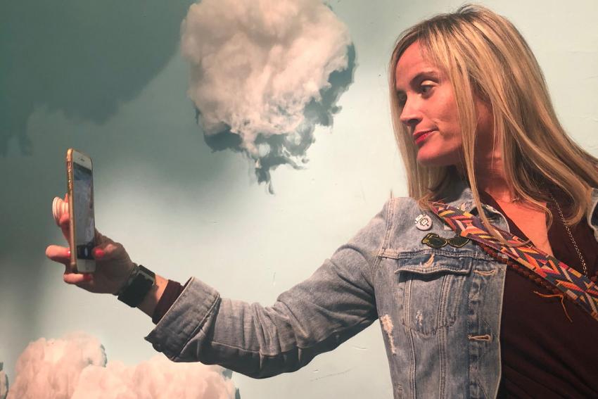 Navah Berg Takes on the Social VR Movement