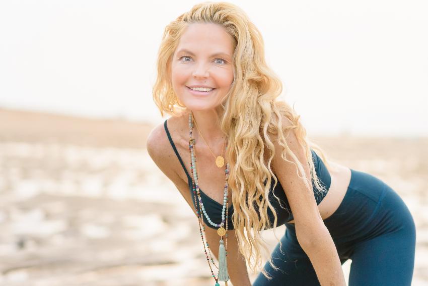 Warrior Tymi Howard Manifests Yoga Business