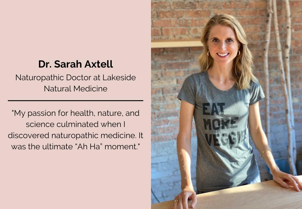 Dr. Sarah Axtell