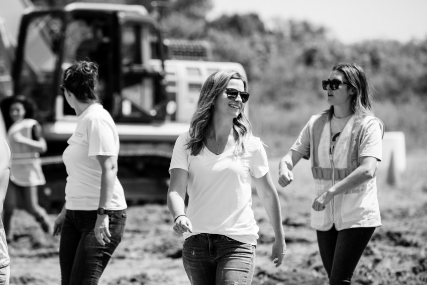 Brittany Auman: Women Can Be Landscapers Too
