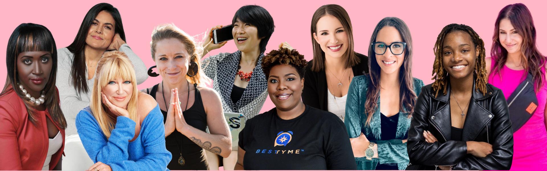 Female Disruptors Virtual Summit
