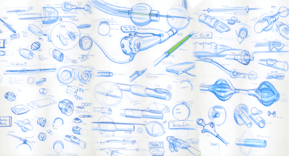 Medical Device Model 3D Drawings