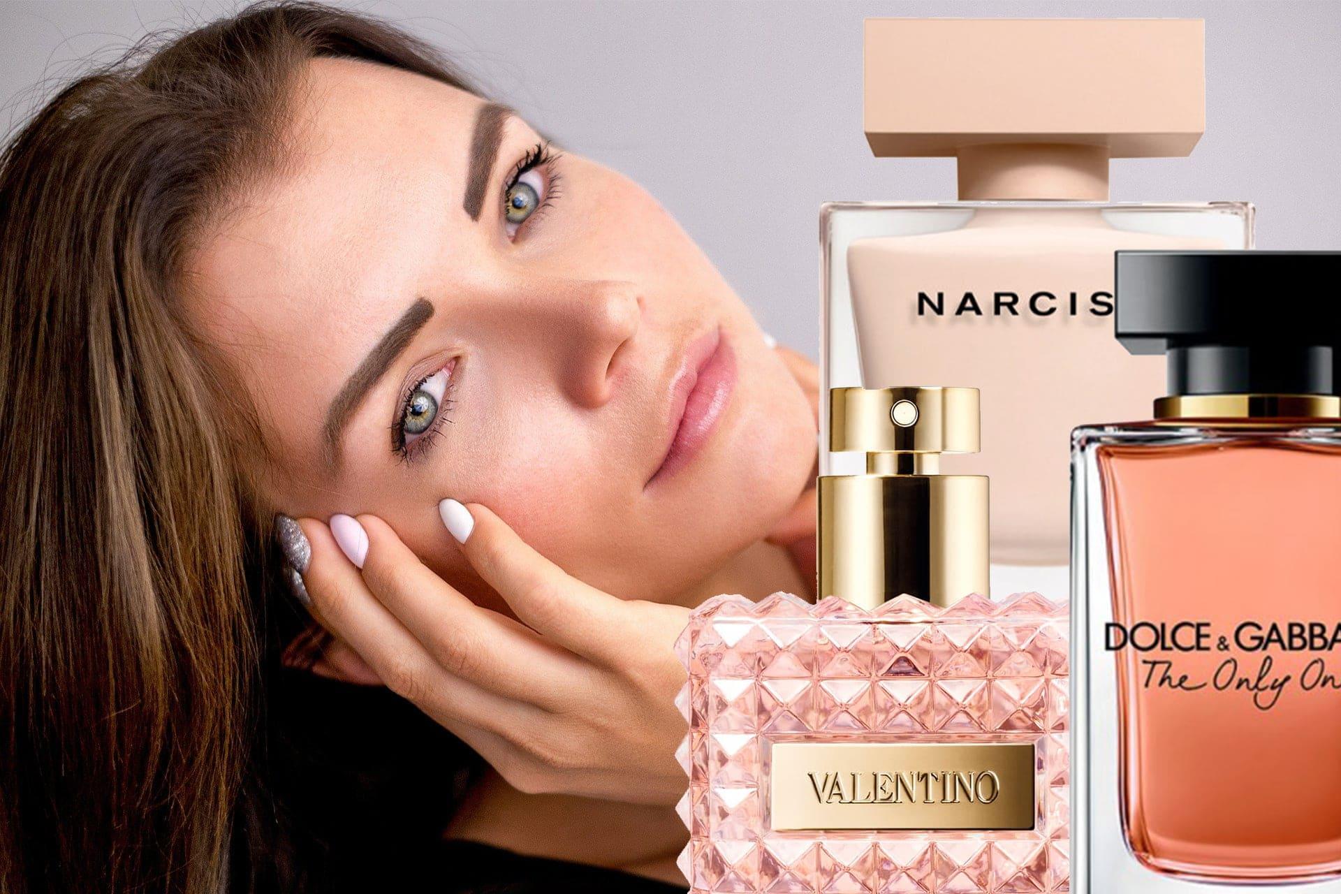 el mejor perfume de mujer según los hombres