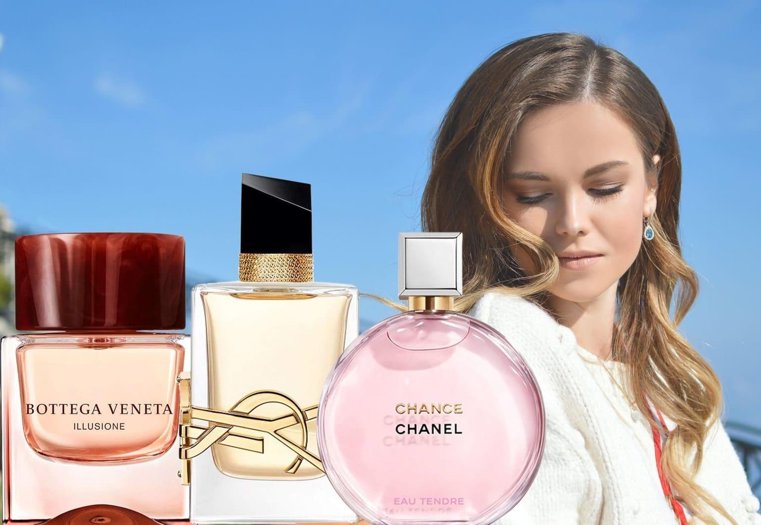 perfumes de mujer que están de moda