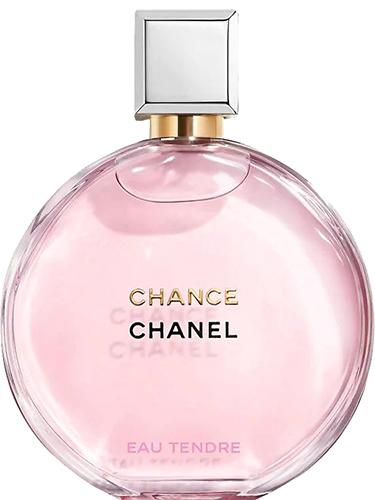 Frasco de Chanel Chance Eau Tendre