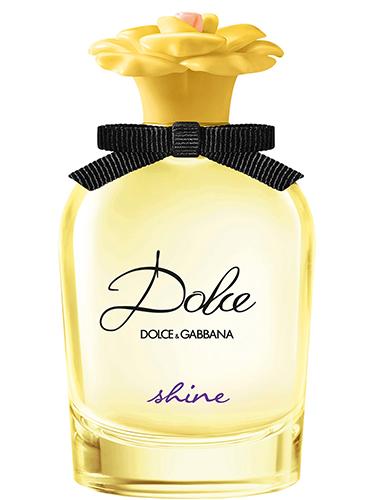 frasco de dolce shine