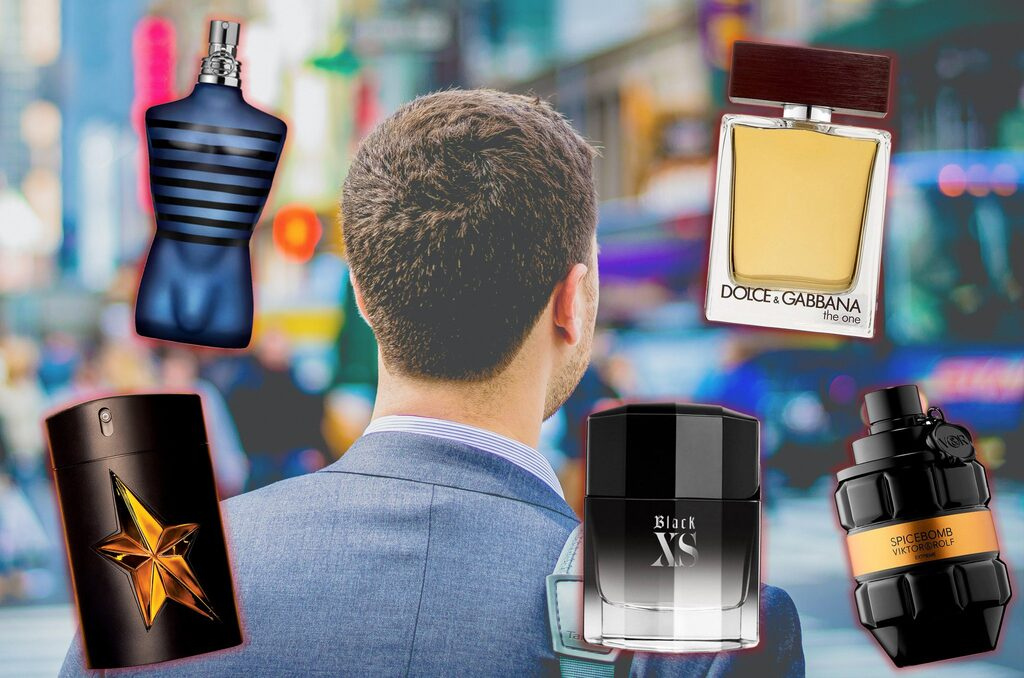 perfumes dulces para hombre
