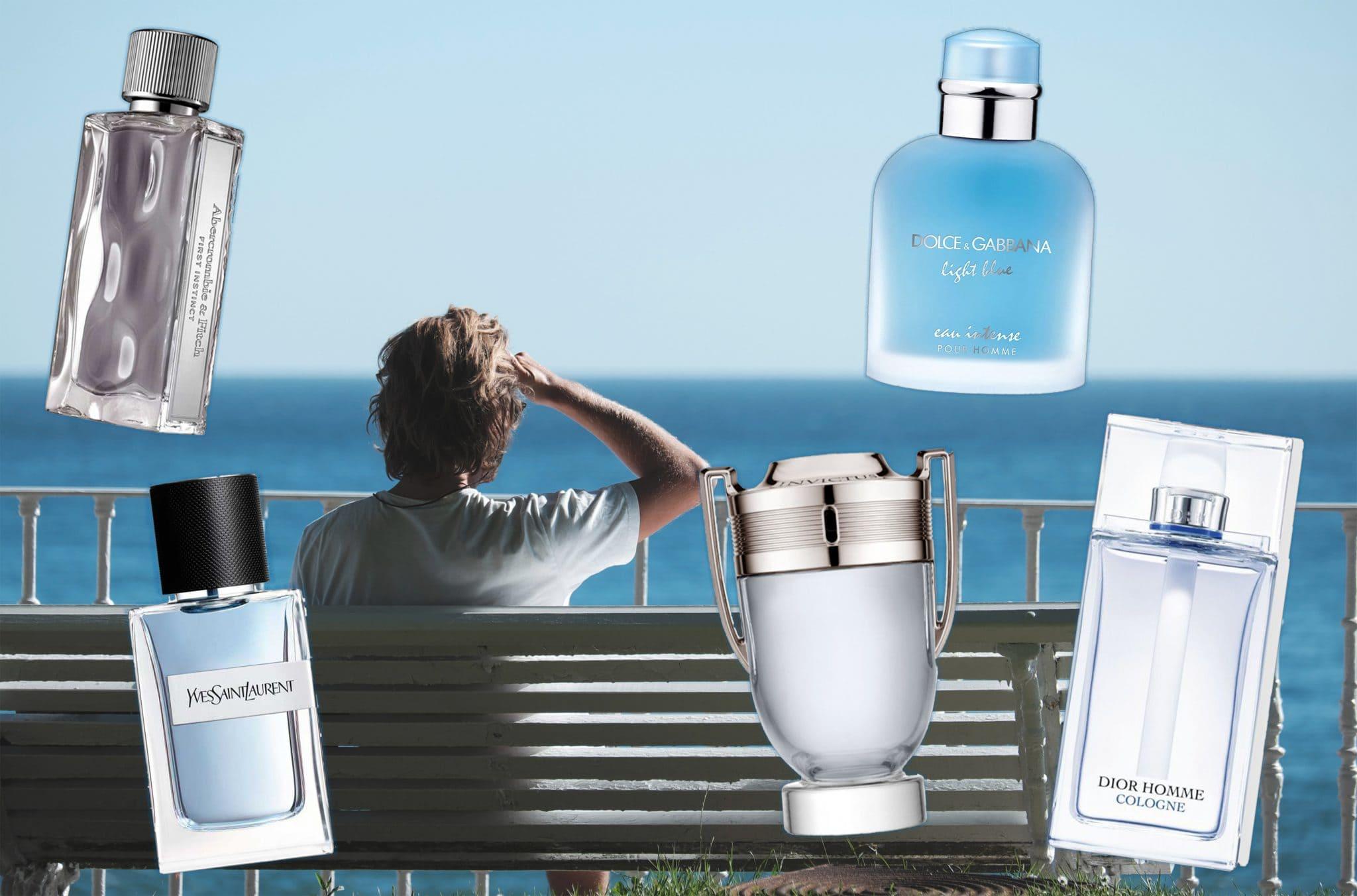 perfumes frescos para hombre