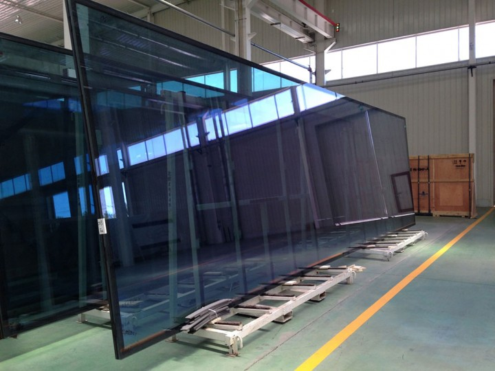 Glass Processing and Types of Construction Glass used in Nigeria