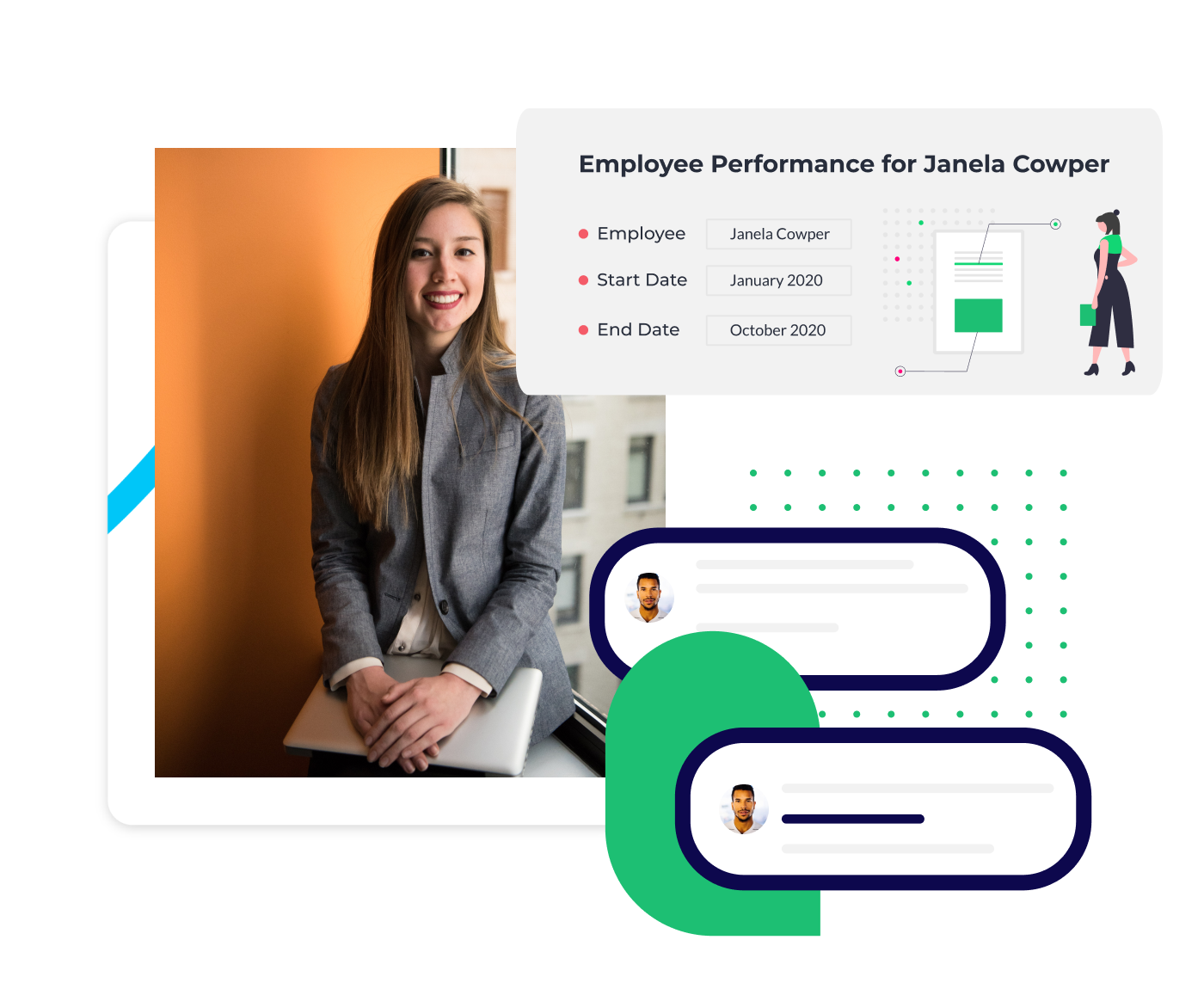 Push HCM software for hiring, onboarding, KPIs and more