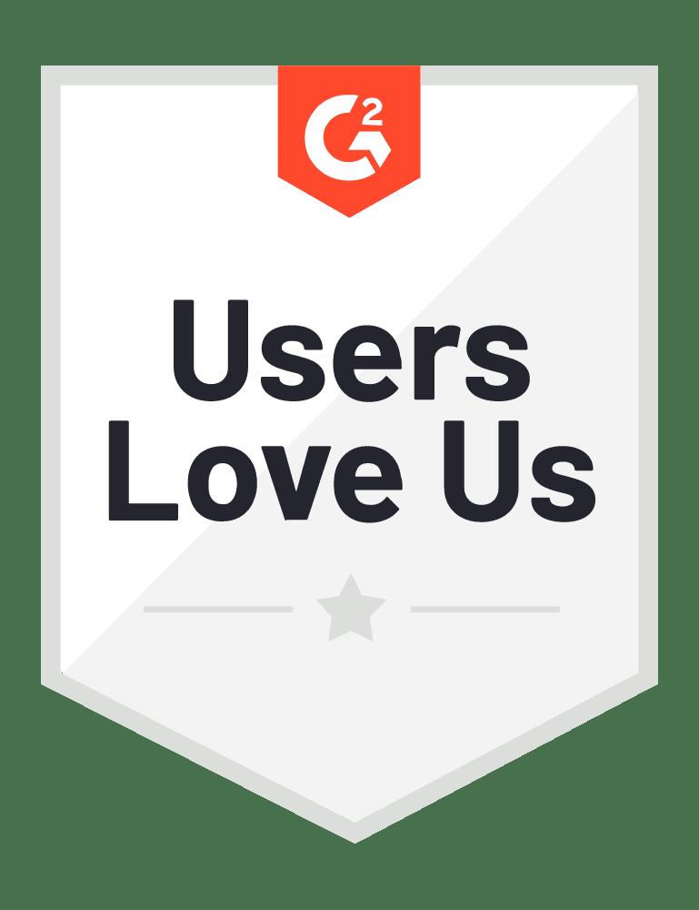 Push - Users love us