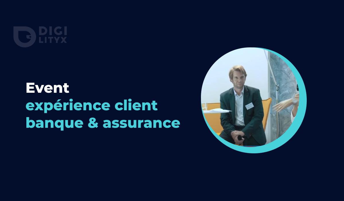 Découvrez le résumé des échanges entre Christophe Pelletier, Digilityx co-founder, et Carlin Huslin, Generali Head of Marketing & Customer Experience.