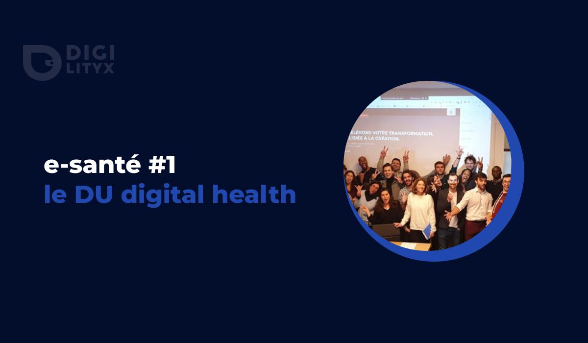 Découvrez le déroulé de notre formation accélérée aux méthodes d'intelligence collective et UX Design auprès des étudiants du DU Digital Health de Paris-Saclay.