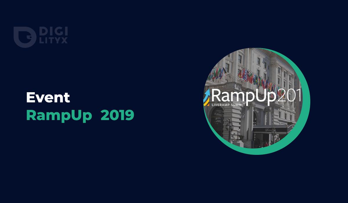 Digilityx était à la RampUp 2019, l'évènement dédié au webmarketing et à la data. Découvrez notre retour sur les conférences et les sujets MarTech.