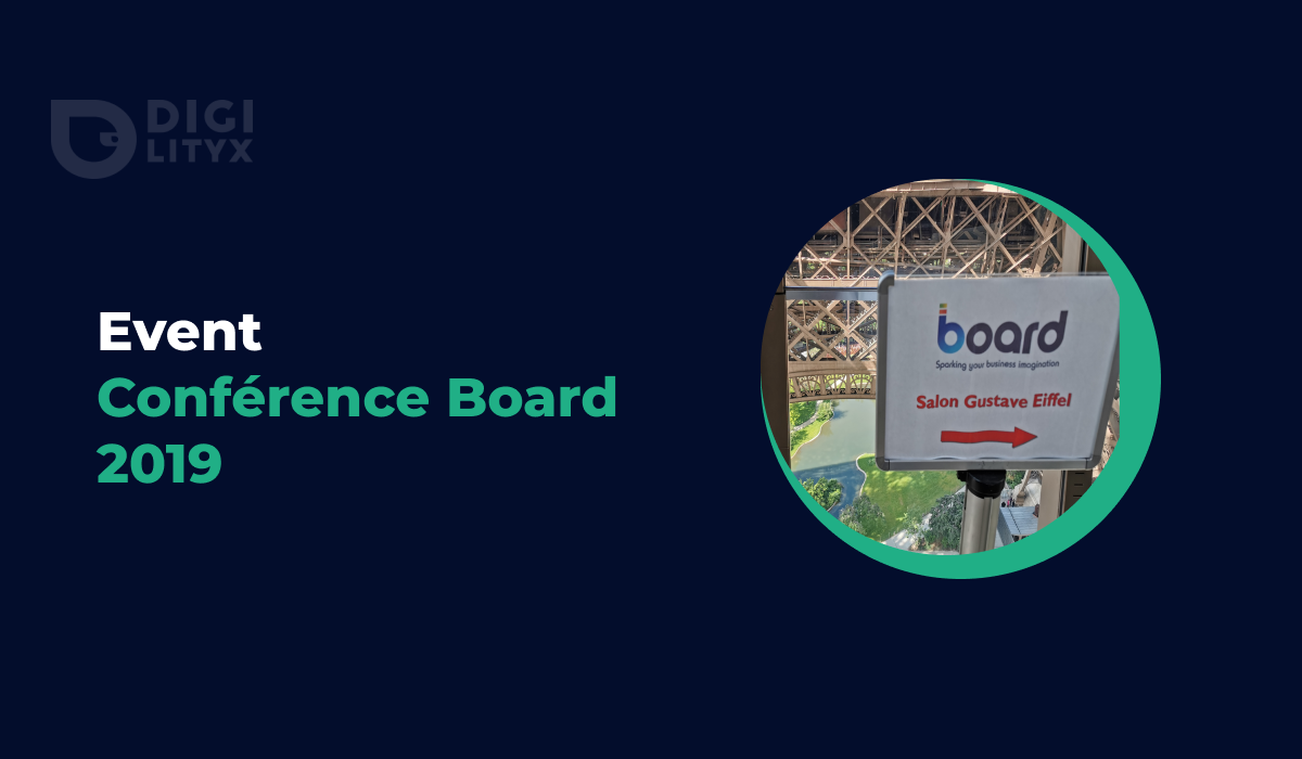 Retour sur la conférence de Board, plateforme décisionnelle tout en un. EPM, BI prédictif, découvrez nos échanges sur les priorités des directions financières.