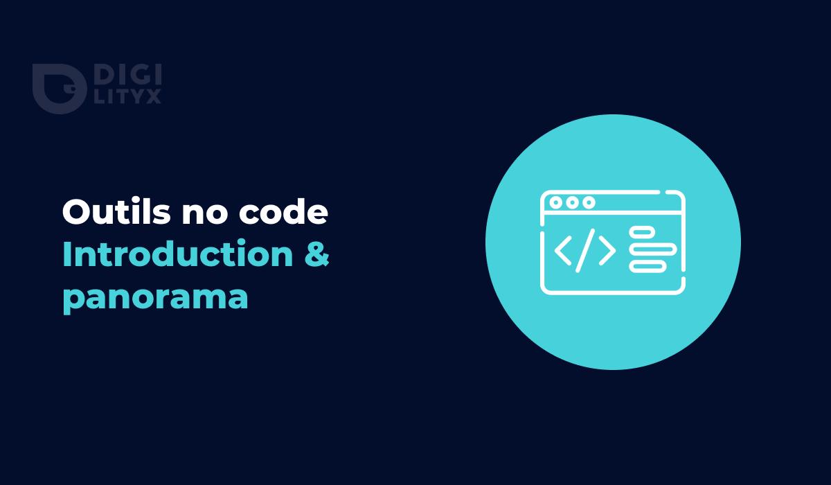 Comment créer un site web sans savoir coder... avez-vous envisagé les outils no-code ? Définition, avantages, contraintes et acteurs : on vous dit tout.