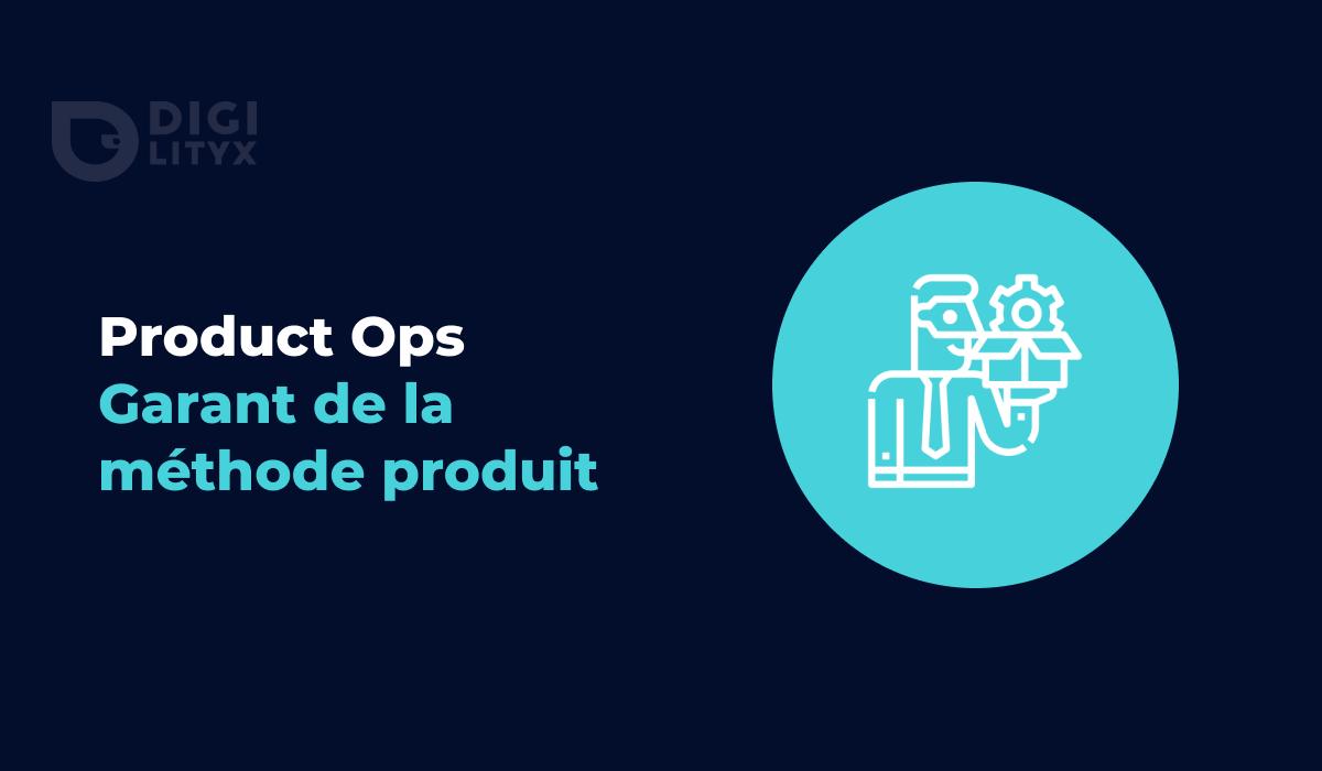 Le product Ops est garant de la méthode produit. Le product ops doit mettre en place les meilleures conditions pour que les équipes produit puissent travailler et produire efficacement. Product ops (abréviation de product operations) est une fonction opérationnelle qui optimise les échanges entre le produit, développement, marketing, design et les autres parties prenantes.