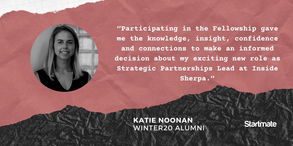 Nicole Meaker, Winter20 Fellow