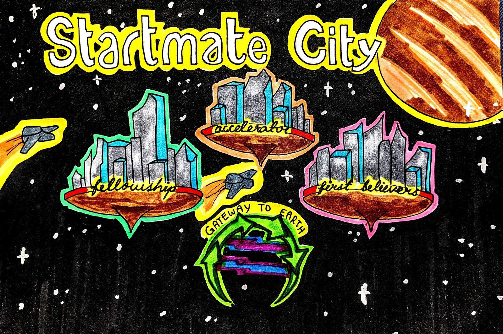 Startmate City