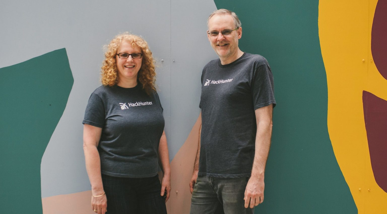 HackHunter Co-Founders Tracie and Mike Thompson
