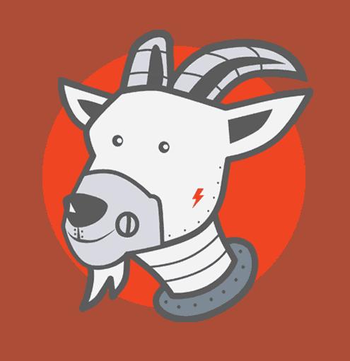StrayGoat logo