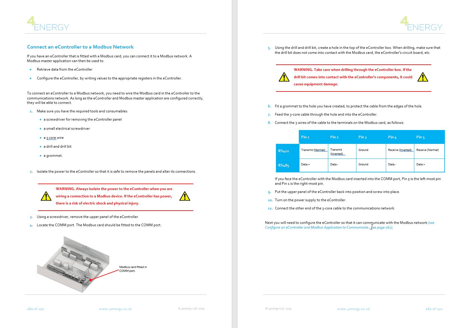4Energy documentation