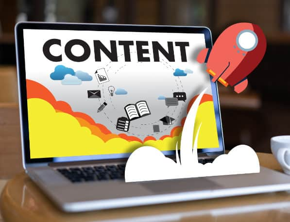 Content writing for Chesterfield businesses