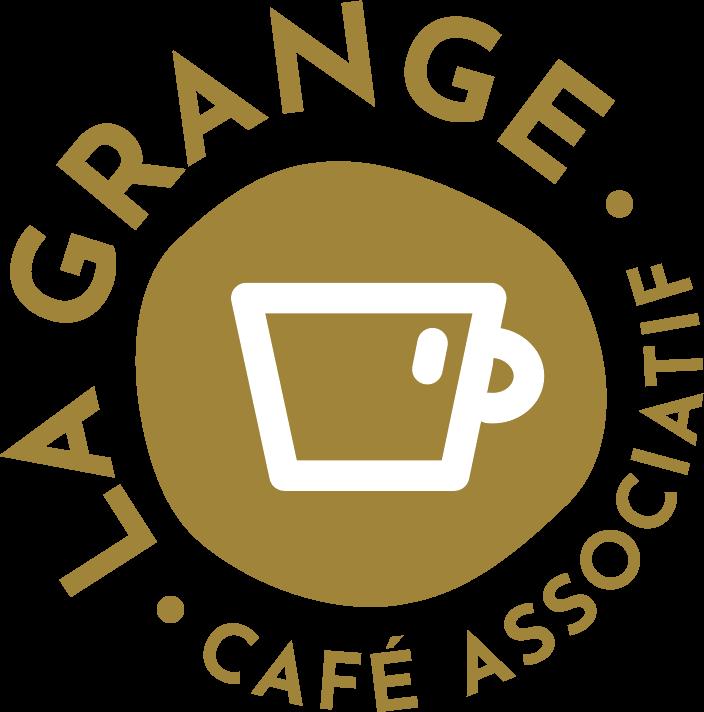 Logo du café associatif la grange : une tasse à café
