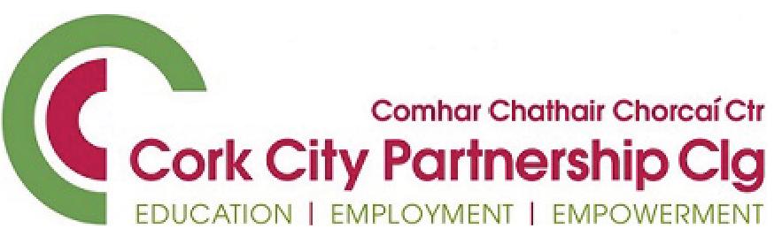 Cork City Partnership logo