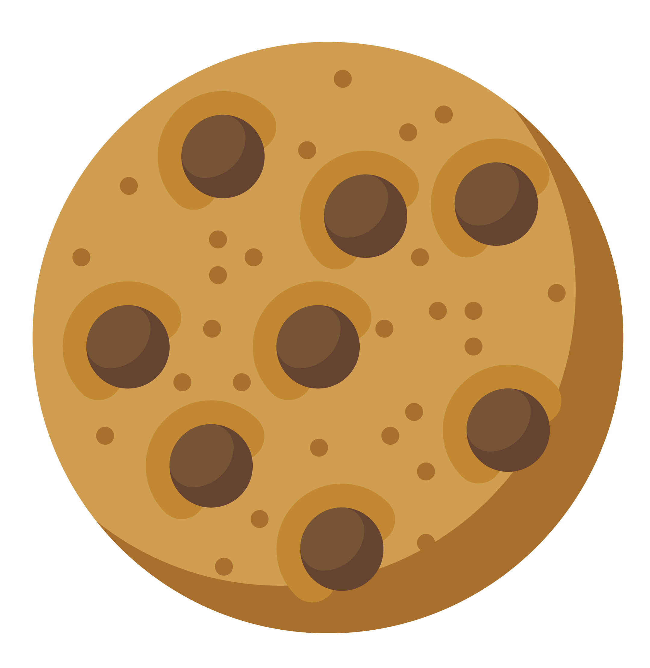 Picture of a cookie