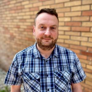 Portrait of Thomas Schmidt