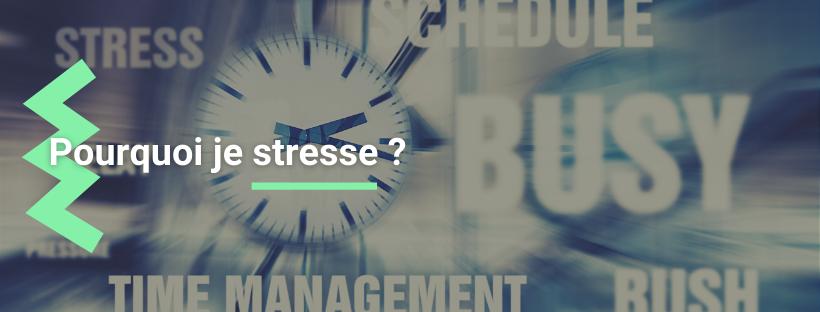 stress au travail pourquoi