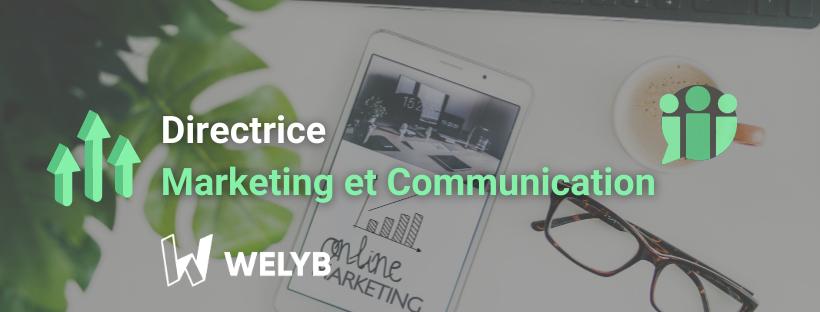 Marketing et communication Welyb