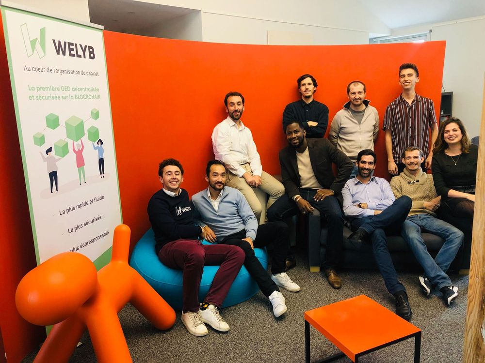 Rétrospective Welyb 2019 équipe