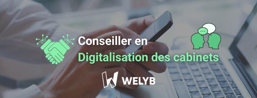conseiller en digitalisation