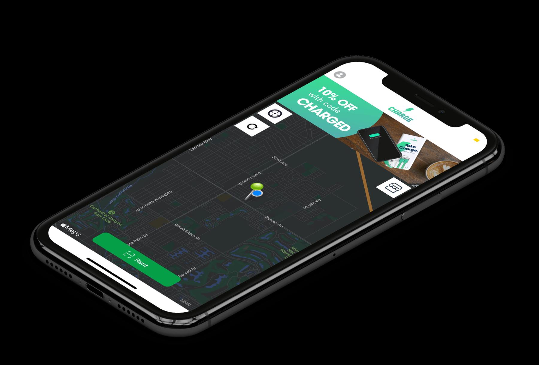 powerbanks app on iphone