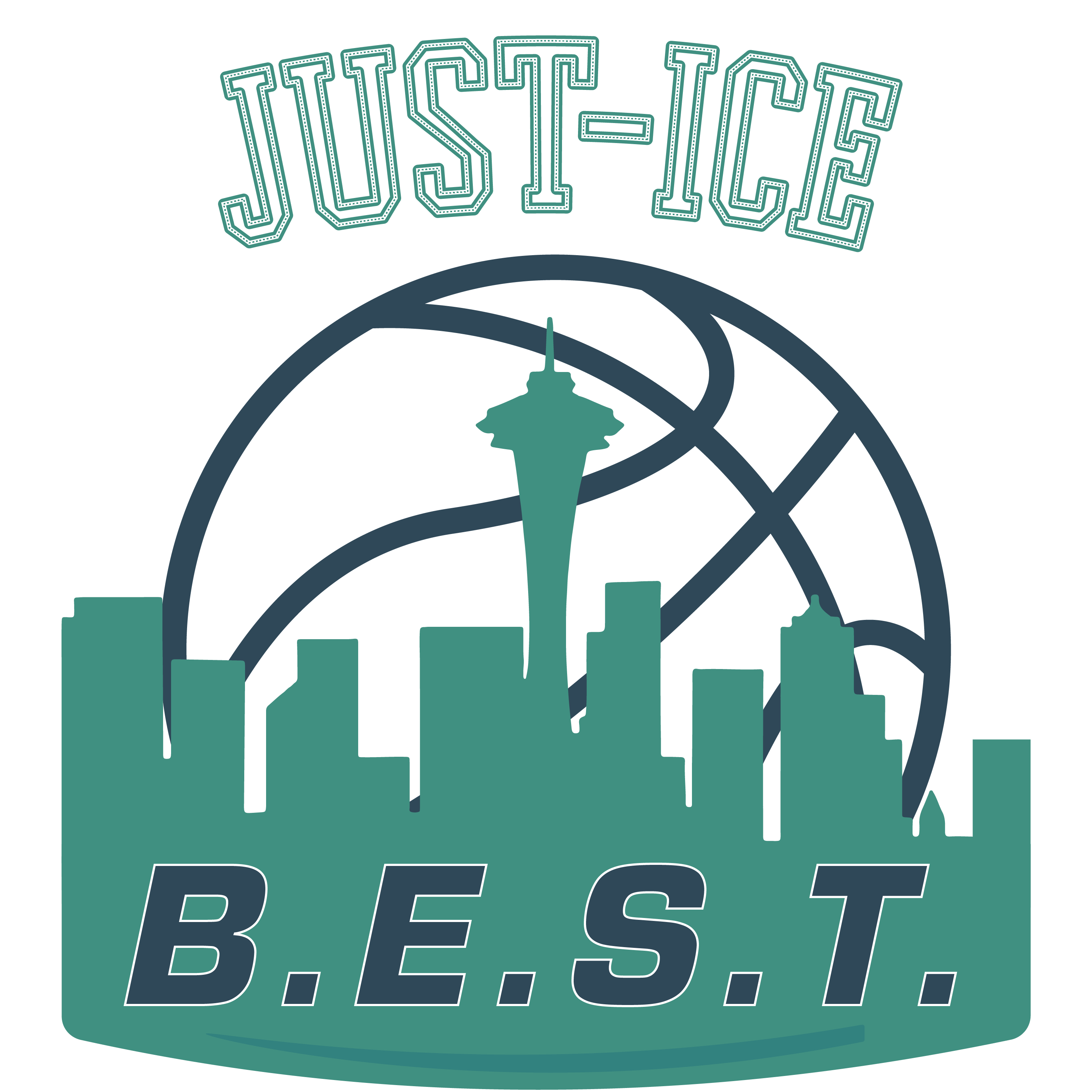 An icon depicting elite basketball training in Seattle