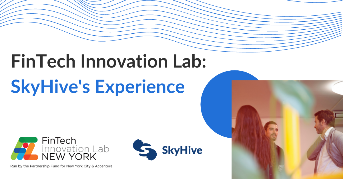 Cohort 2020: SkyHive's FinTech Innovation Lab Experience