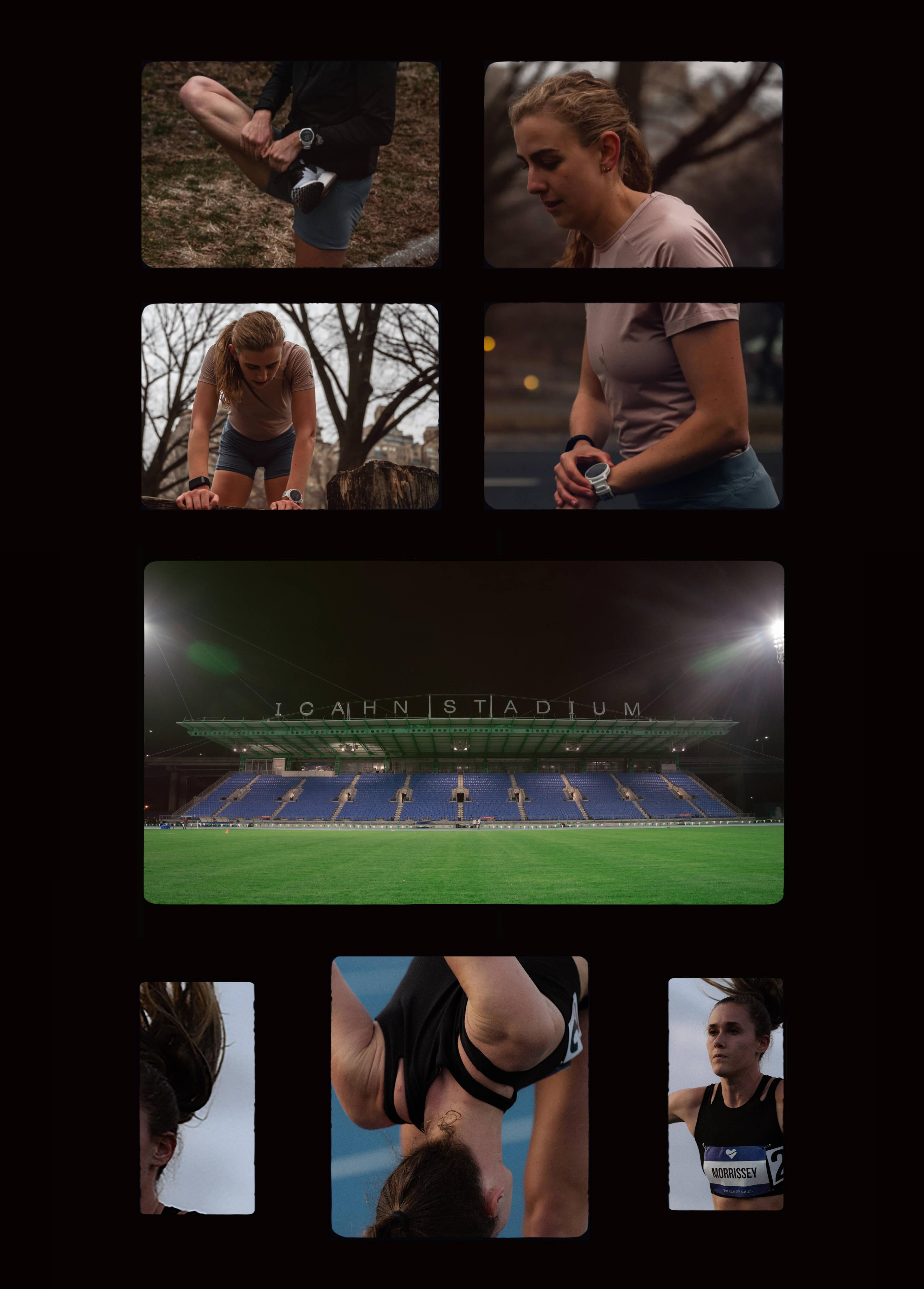 Atalanta Photo Collage