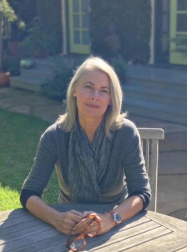 Kathryn Harrold at Home