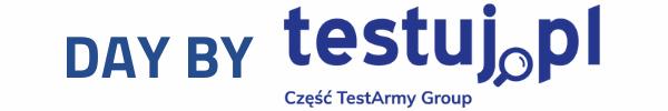 day by testuj.pl logo