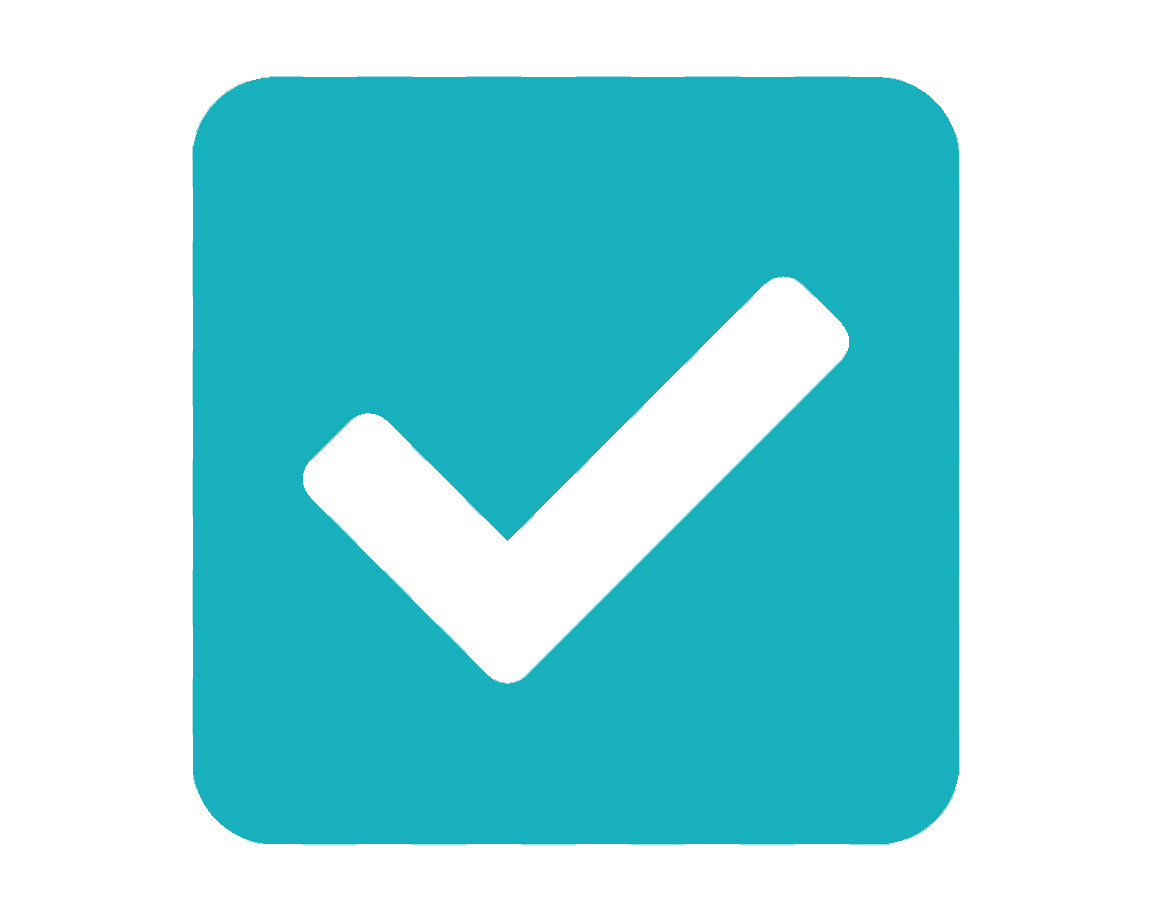 Checkbox Filled In Icon