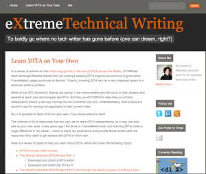 extreme technical writing
