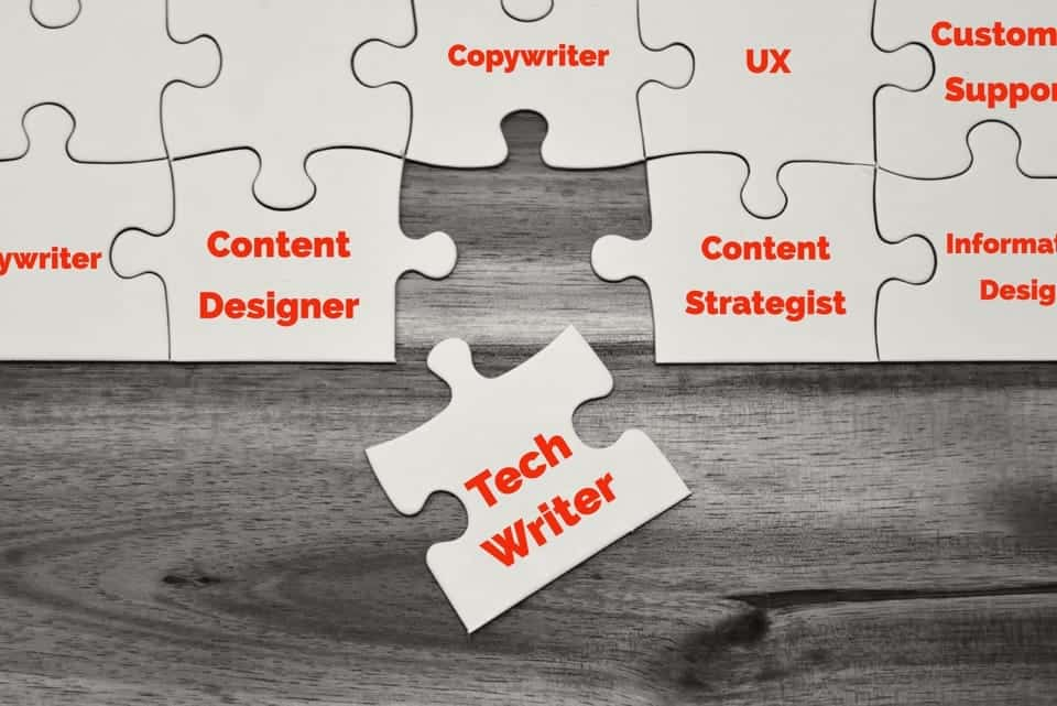 Where do technical writers fit?
