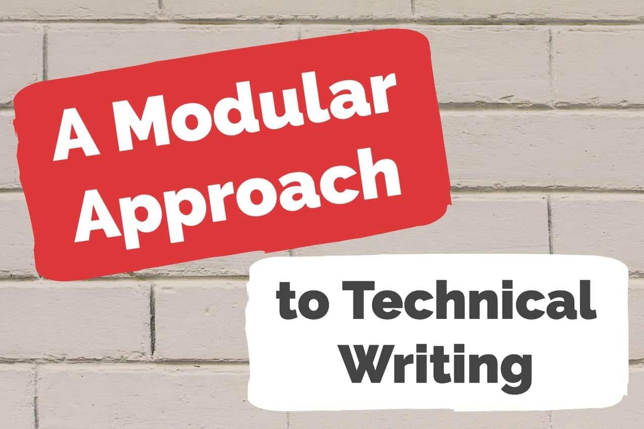 topic-based documentation
